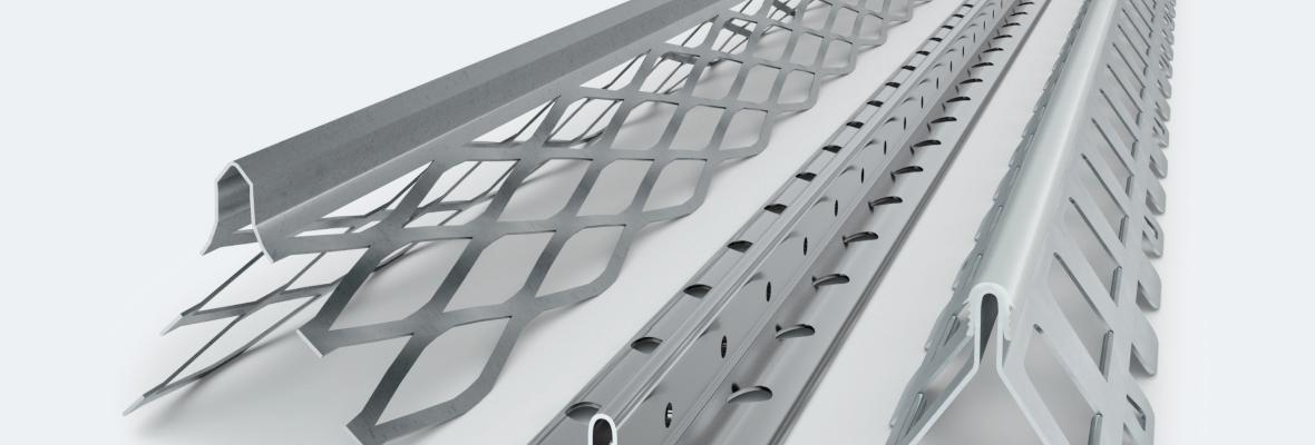 Outdoor Plaster Profiles From Baukom Information